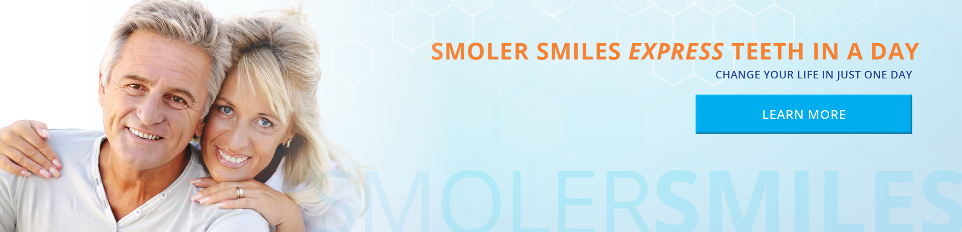 Smoler Smiles Express Teeth In A Day